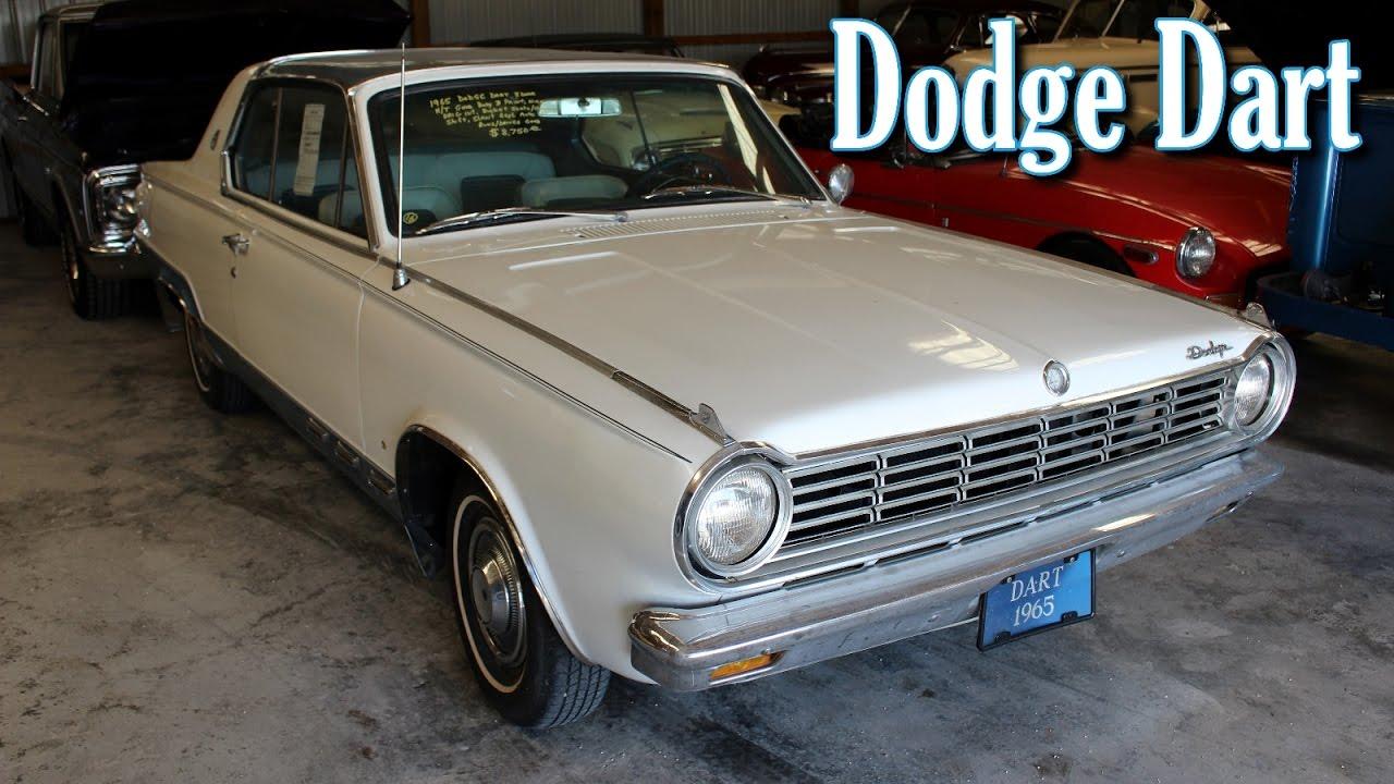 1965 Dodge Dart Slant Six - YouTube
