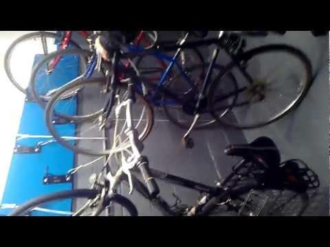 Wall Mount Bike Racks