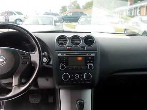 2011 Nissan Altima 4dr Sdn V6 CVT 3.5 SR (Spartanburg, South Carolina)