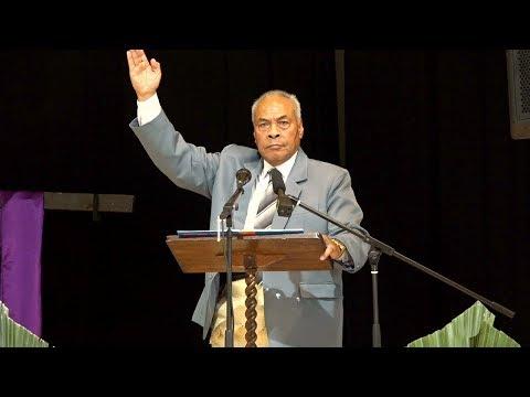 Malanga Pekia Tonga Parish 2018
