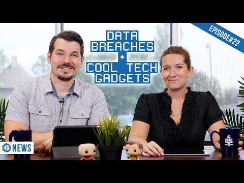 Data Breaches, IKEA Speakers, & Eco-Friendly Scooters, Oh My! - HQ #022