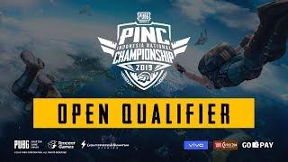 PINC 2019 - Kualifikasi Terbuka