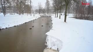 Winter in Hengelo en Doesburg (07-02-2021)