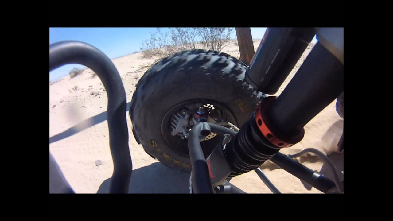 Elka Suspension Stage 5 / Roll Design on board with Danny Prather