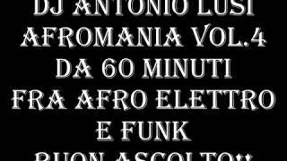 ANTONIO LUSI - AFROMANIA VOL.4
