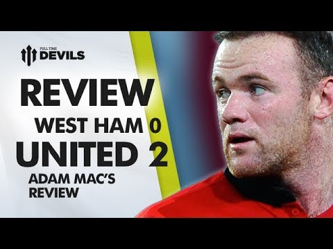ROONEY'S WONDER GOAL! | West Ham 0-2 Manchester United | REVIEW