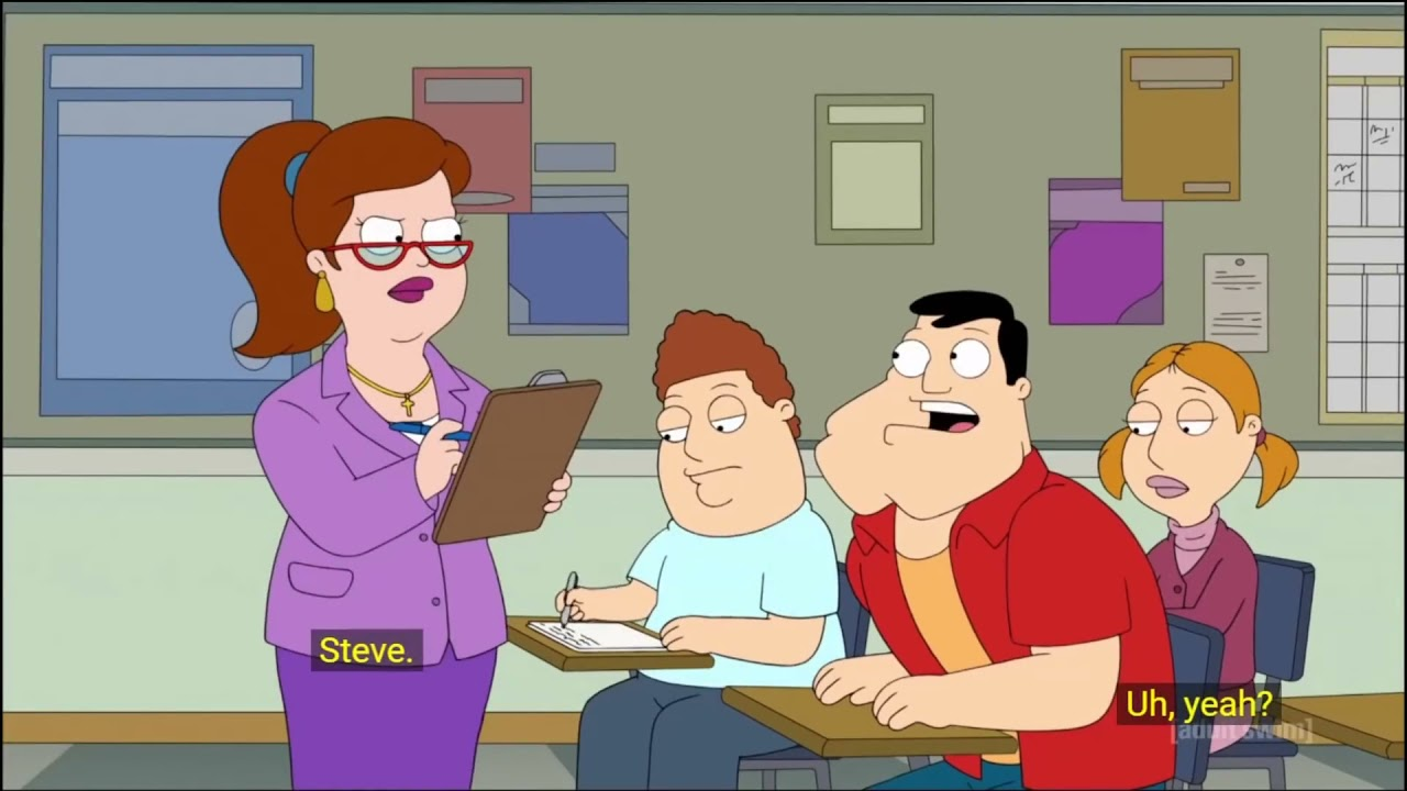 Download Freaky Friday HD - American Dad