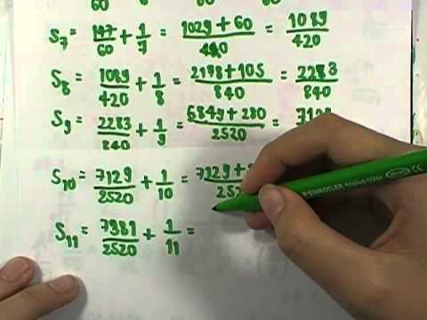 เลขกระทรวง เพิ่มเติม ม.4-6 เล่ม6 : แบบฝึกหัด1.2ก ข้อ13