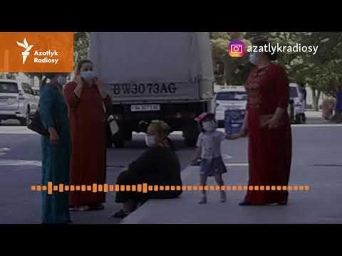 Aşgabatda mekdep okuwçylary COVID-19 bilen keselleýärler