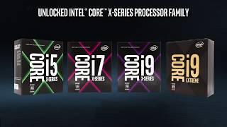скальпирование процессора  Intel core i9-7960x (socket 2066)