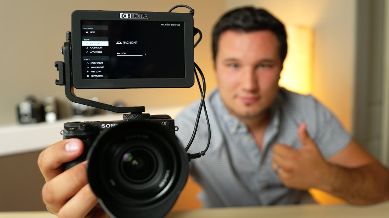 smallhd focus review after 2 months my favorite monitor. Black Bedroom Furniture Sets. Home Design Ideas