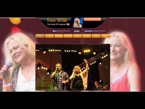 Four Walls - Toni Willé (Pussycat) in Country Duet with Nits