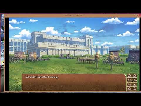 Sakura Fantasy 11-YEAH NUDIST!