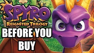Spyro Reignited Trilogy - 15 Things You Need To Know Before You Buy