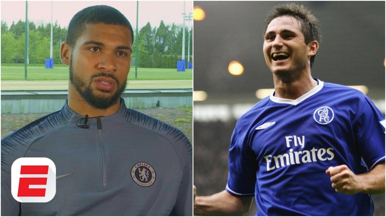 d915b0a14 Chelsea s Ruben Loftus-Cheek talks Lampard s influence   Ballack ...