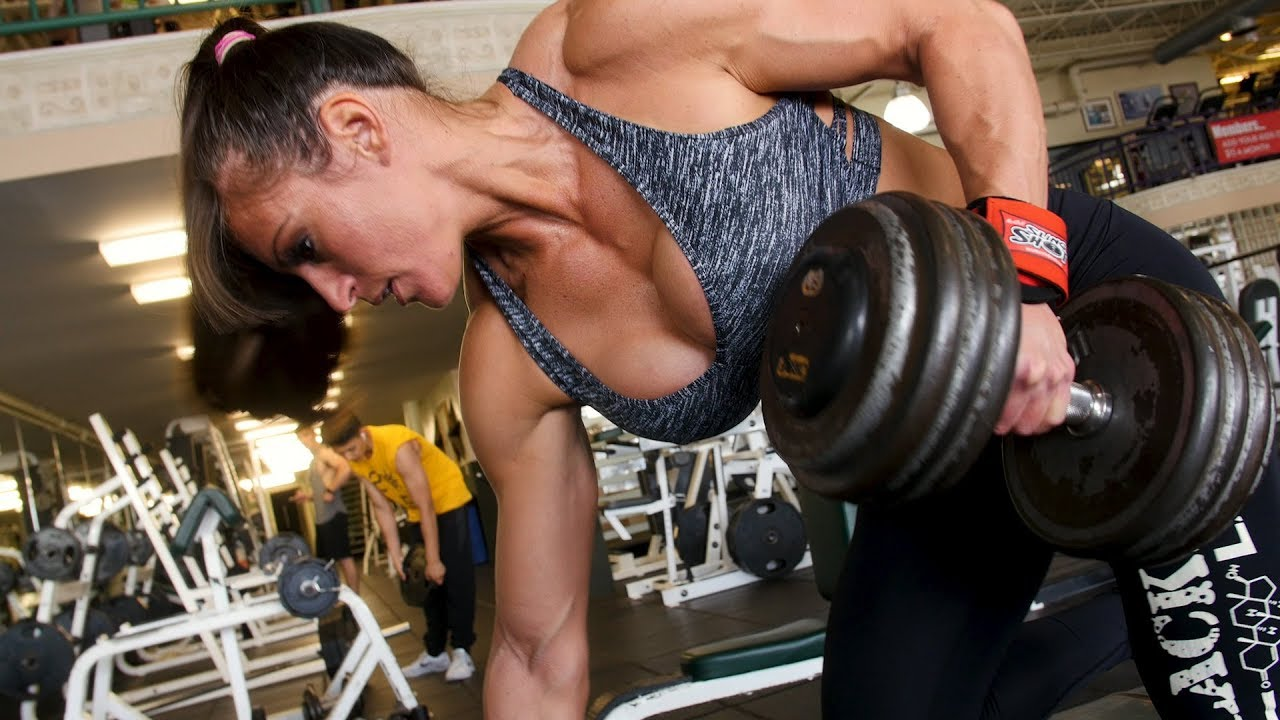 Hitting Back and Core with Kristen Graham