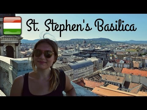 Visiting St. Stephen's Basilica in Budapest! | Daily Travel Vlog 136, Hungary