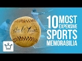 Top 10 Most Expensive Sports Memorabilia In The World