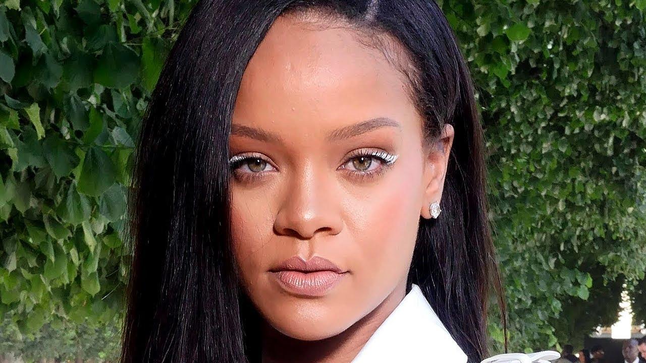 Rihanna Reacts To Drake's Son Adonis   Hollywoodlife
