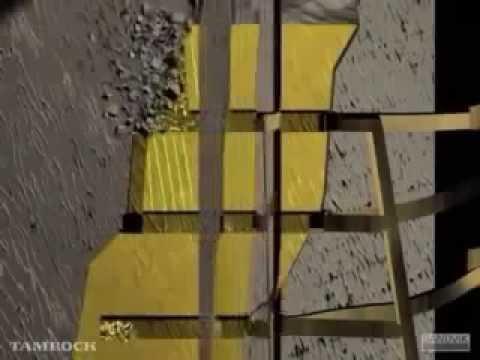 Система разработки подэтажного обрушения с торцевым выпуском руды