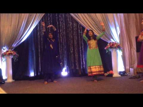 Parents 25th Anniversary: dance performance (Bollywood songs)