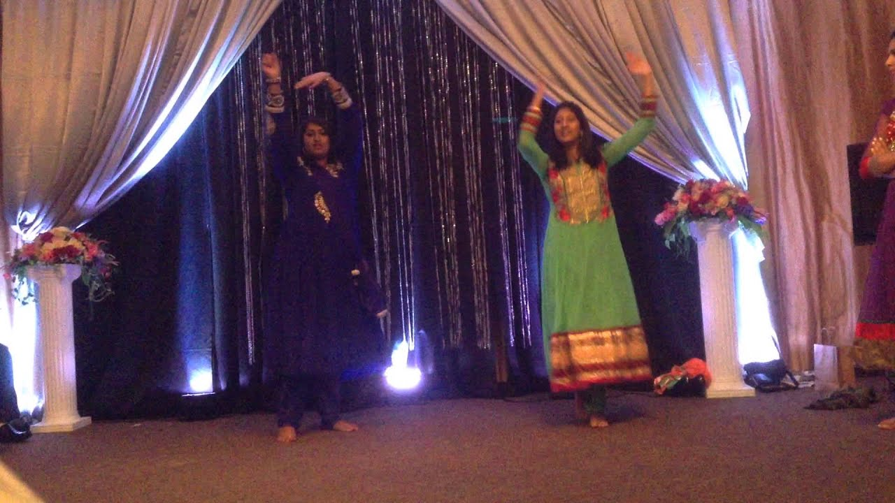 Parents 25th Anniversary Dance Performance Bollywood Songs