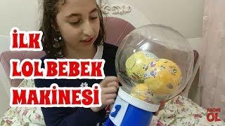 Türkiyenin İlk 3. Seri Lol Confetti Pop, Lol Pets ve Lol Sisters Makinesini Biz Satın Aldık !!