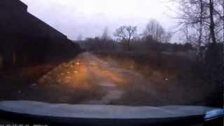 Поездка Hyundai ix35 Sportage SL на мини фотосет смотреть