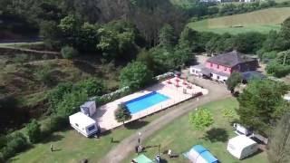 Camping La Cascada, Arbón (Asturias)