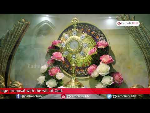 St Mary's Basilica Adoration Chapel, Sec bad, HYD, TS, INDIA 30 01 19