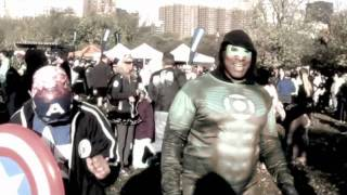 Beautiful Monsters (Chicago Monster Dash 2011)