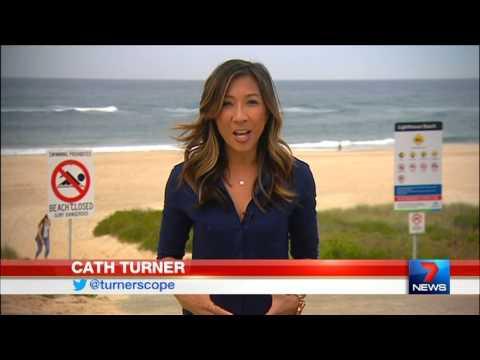 Shark Attack At Lighthouse Beach