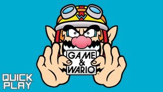 Quick Play – Game & Wario (Nintendo Wii U Gameplay and Review)