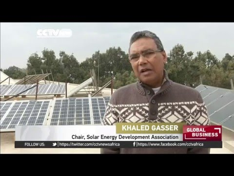 Solar energy to provide boost to power generation in Egypt