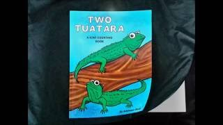 Two Tuatara - By Adrienne Body (HD)