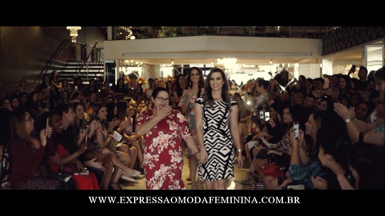 1df75190af3a EXPRESSAO MODA FEMININA - Desfile e coquetel de lançamento primavera verão  (Fim de ano)