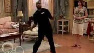 Suite Life - Moseby Dancing