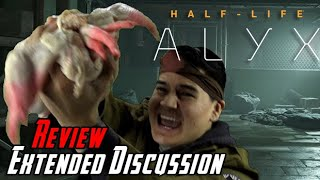 Half-Life: Alyx Review - Extended Spoilers Discussion! (Video Game Video Review)