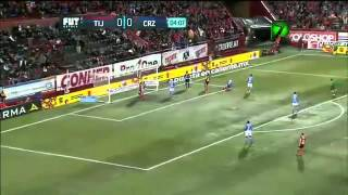 Tijuana vs Cruz Azul (1-1) Resumen Clausura 2016 jornada 5