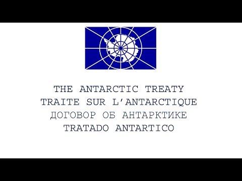 Inilah Isi Perjanjian Antartika Antarctic Treaty   Bahasa Indonesia