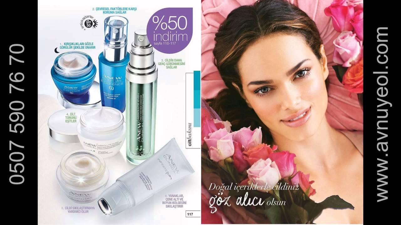 Avon K5 2016 - Avon Mayıs 2016 Kataloğu -  Avon katalog