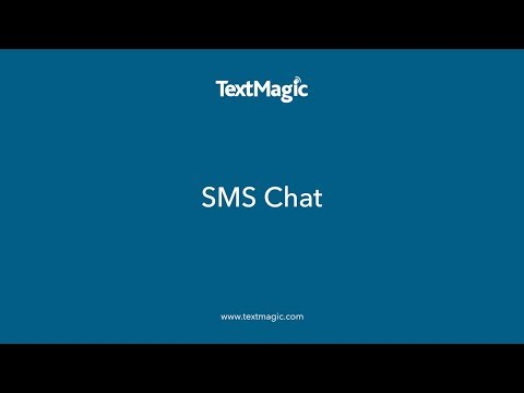 Two-Way Conversations With SMS Chat