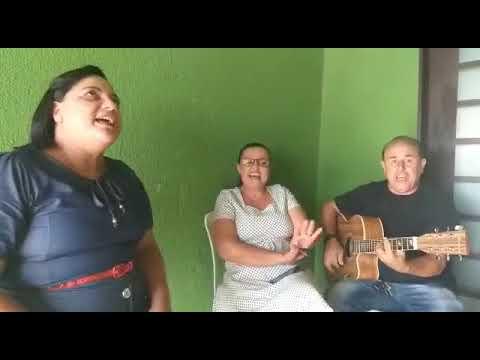 José e Sônia com a cantora Aurelina Dourado -casa velha.