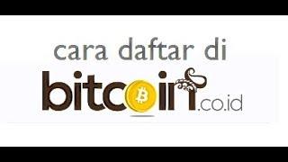 Cara Daftar Bitcoin Indonesia & mendapatkan Untung (untuk Pemula)