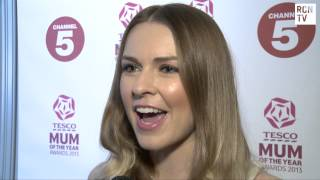 Zoe Salmon Interview - Mum Of The Year Awards 2013