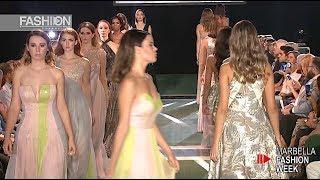 EHO by Evgheni Hudorojcov Spring Summer 2019 Marbella - Fashion Channel