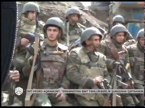 Azerbaycan  esgeri 04/03/2016