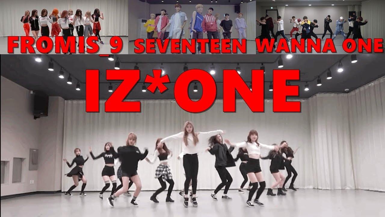 K Pop Companies Dance Practice Rooms Youtube