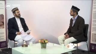 Interview with Imam Agha Yahya Khan - 25th Jalsa Salana Sweden 2016 [Urdu]