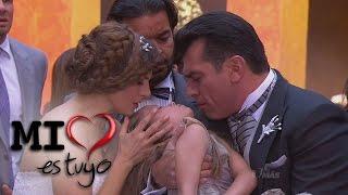 Mi Corazón es Tuyo | Luz se desmaya en la boda de Ana